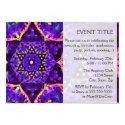 Purple Star Mandala Card (<em>$1.96</em>)