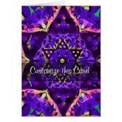 Purple Star Mandala Card (<em>$3.15</em>)