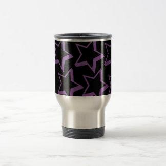 Purple Star Mug