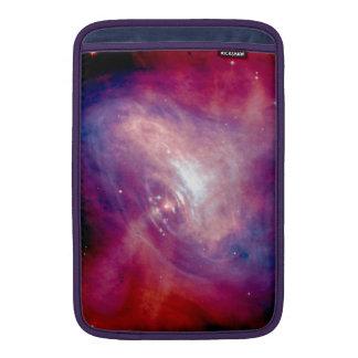 Purple, star Nebulae MacBook Sleeve