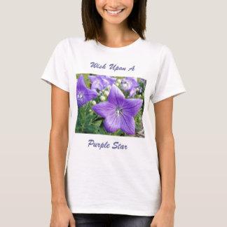 Purple Star T-Shirt