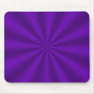 Purple Starburst Mousepad