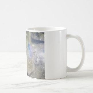PURPLE STARFISH IN THE WATER COFFEE MUG