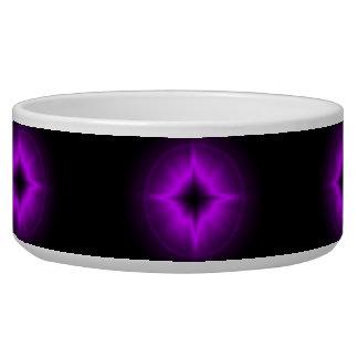 purple stars bowl