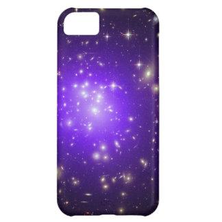 Purple stars haze in space NASA iPhone 5C Case