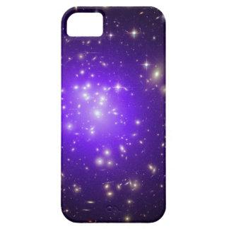 Purple stars haze in space NASA iPhone SE/5/5s Case
