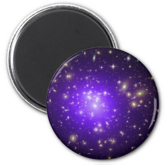 Purple stars haze in space NASA Magnet