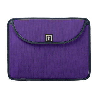 Purple Stockinette Flap Sleeve Sleeves For MacBooks