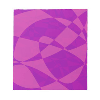 Purple Stream Notepad