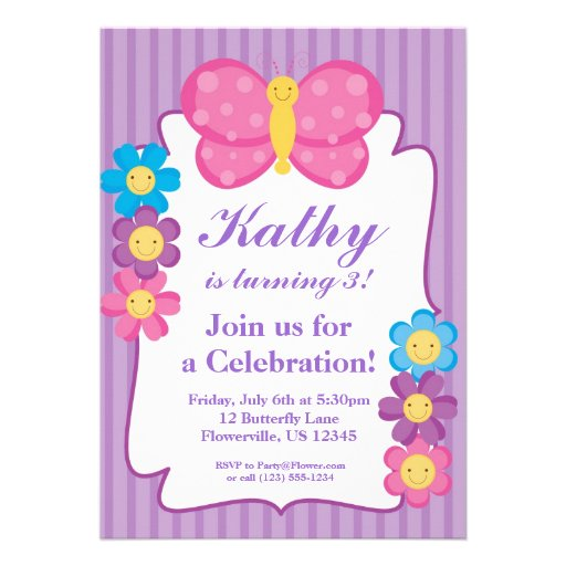 Butterfly Party Invites was amazing invitations design