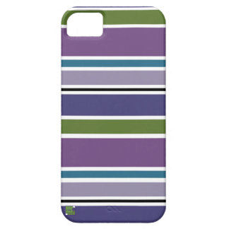 Purple Stripes Smartphone Cases iPhone 5 Cover