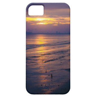 Purple Sunset iPhone 5 Cover