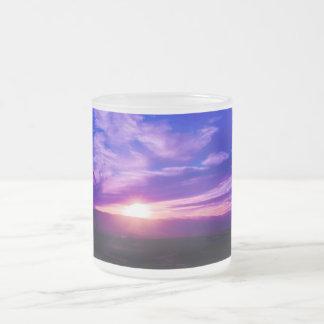 Purple Sunset Mug