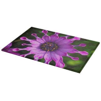 Purple Sunshine Cutting Board