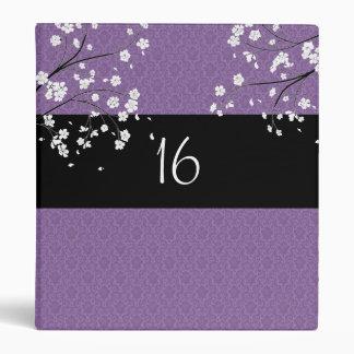 Purple, Sweet Sixteen, Custom, Photo Album Binder