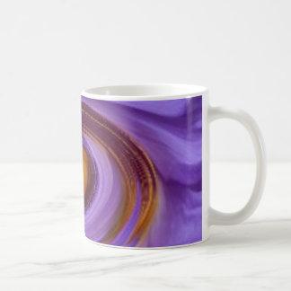 Purple Swirl Mugs
