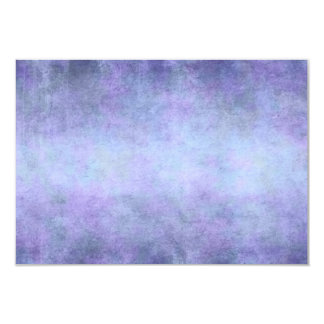 Purple, Teal Blue, Aqua, and Violet Watercolor Personalized Invitations