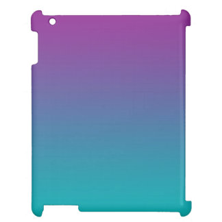 Purple & Teal Ombre iPad Covers