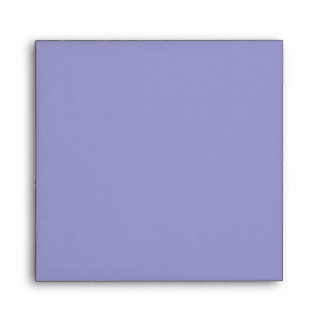 Purple Teal Square Envelope