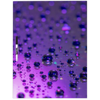 Purple Tears of Chronic Pain Dry-Erase Whiteboards