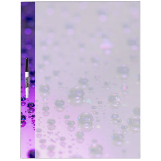 Purple Tears of Chronic Pain Dry Erase Boards