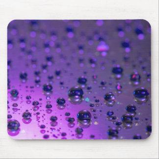 Purple Tears of Chronic Pain Mouse Pad