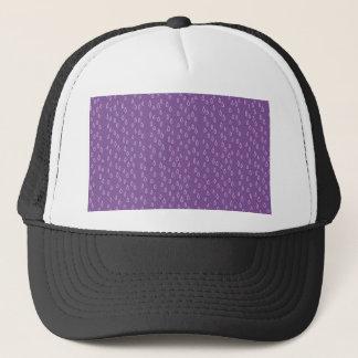 Purple Tears Trucker Hat