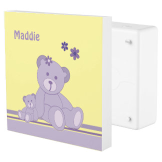 Purple Teddybears LivingPlug INLET + Faceplate Outlet Cover