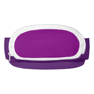 Purple template Customize with pictures and text Visor