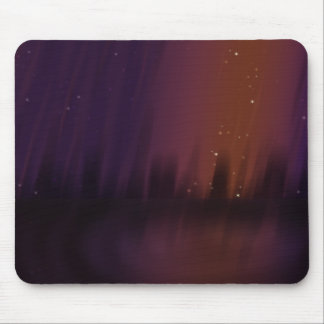 Purple Theater Mouse Pad