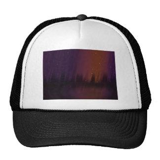 Purple Theater Trucker Hat