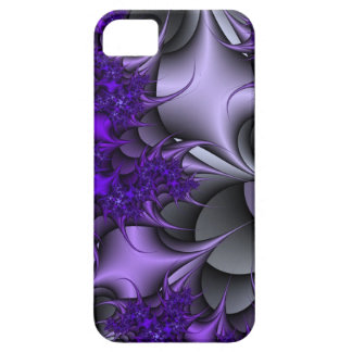 Purple Thorns iPhone SE/5/5s Case