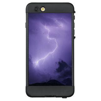 Purple Thunderstorm at Night LifeProof NÜÜD iPhone 6 Plus Case