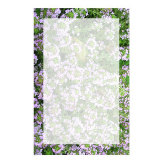 Purple Thyme Stationery