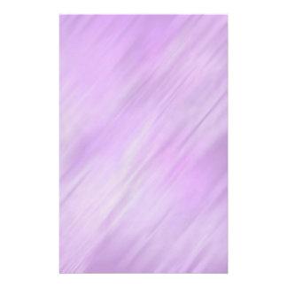 Purple Tie Dye Stationery