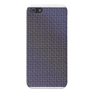 Purple Tinted Chain Maille iPhone SE/5/5s Case