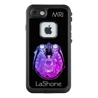 Purple Tinted MRI Brain Scan LifeProof FRĒ iPhone 7 Case