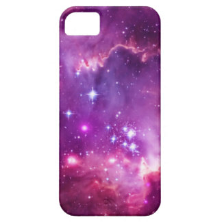 Purple Tinted Small Magellanic Cloud iPhone SE/5/5s Case