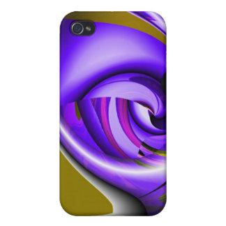 Purple Tornado Speck Case Cases For iPhone 4
