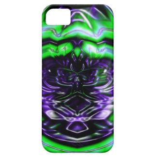 Purple Toxin iPhone SE/5/5s Case
