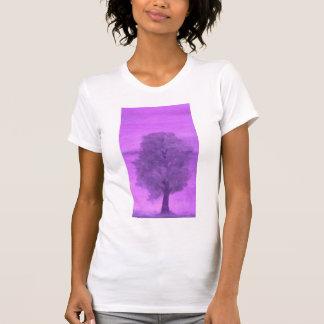 Purple Tree shirt