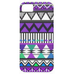 Purple Tribal 2 Pattern iPhone 5 Case-Mate Case iPhone 5 Cover