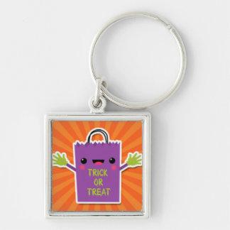 Purple Trick or Treat Bag.jpg Keychain