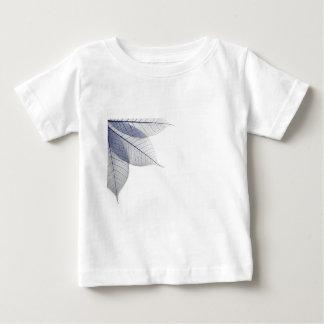 Purple Trio of leaves Baby T-Shirt