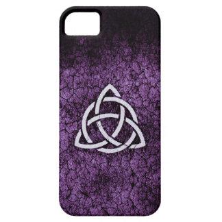 Purple Triquetra case