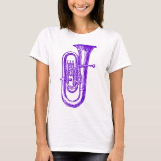 Purple Tuba T-Shirt