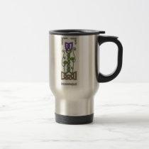 Purple Tulip mug