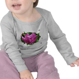 Purple Tulip Shirt