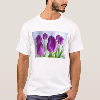 Purple Tulip T-Shirt