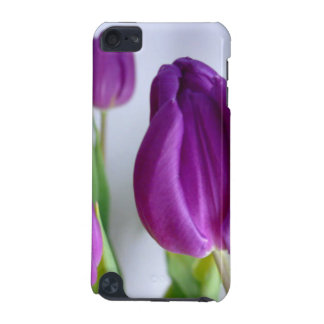 Purple Tulips iPod Touch (5th Generation) Cover